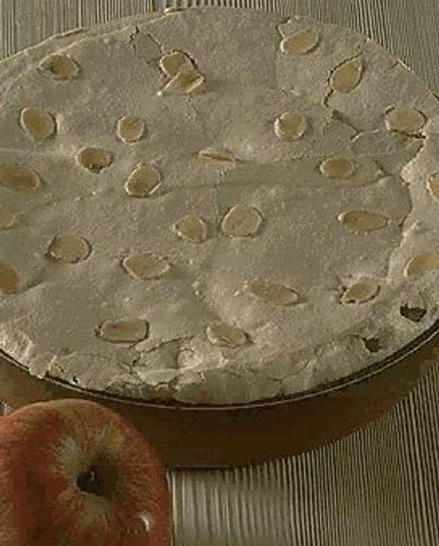 Meringue aux pommes