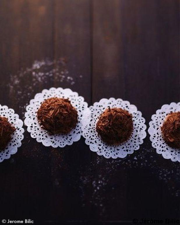 Merveilleux moka chocolat