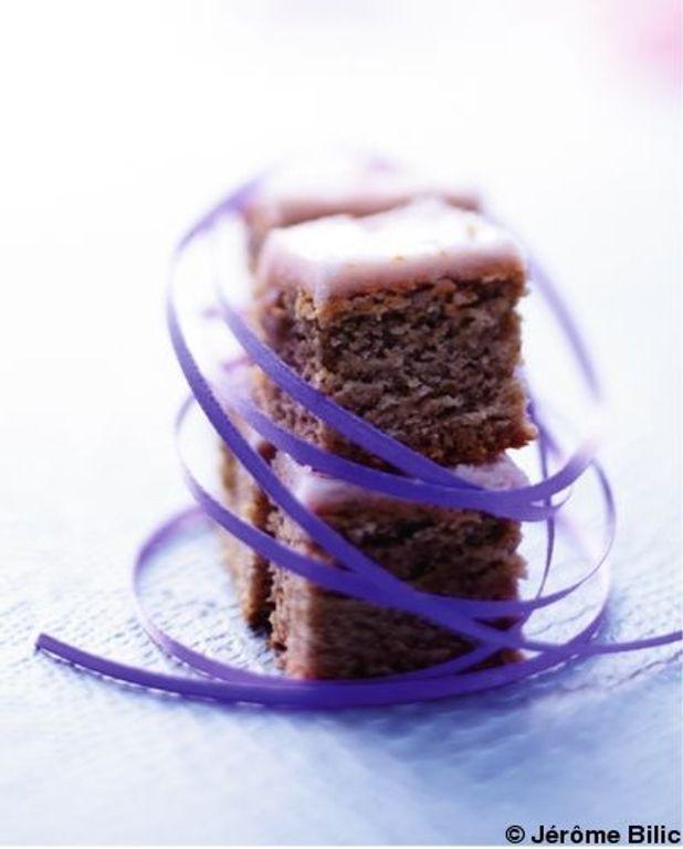 Mini-gâteaux aux épices