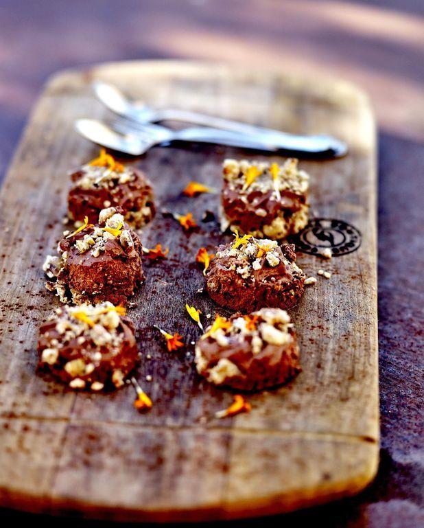 Mousse choco-marron sans sucre ajouté