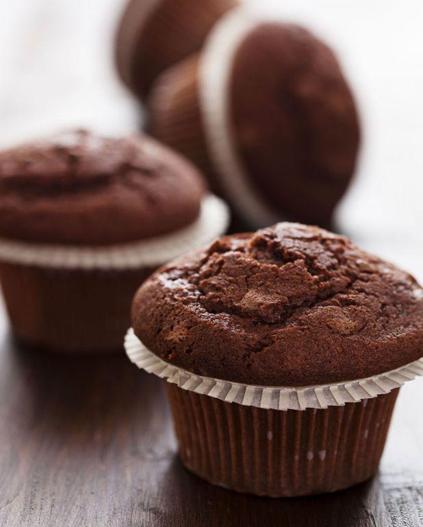 Muffins au chocolat Thermomix
