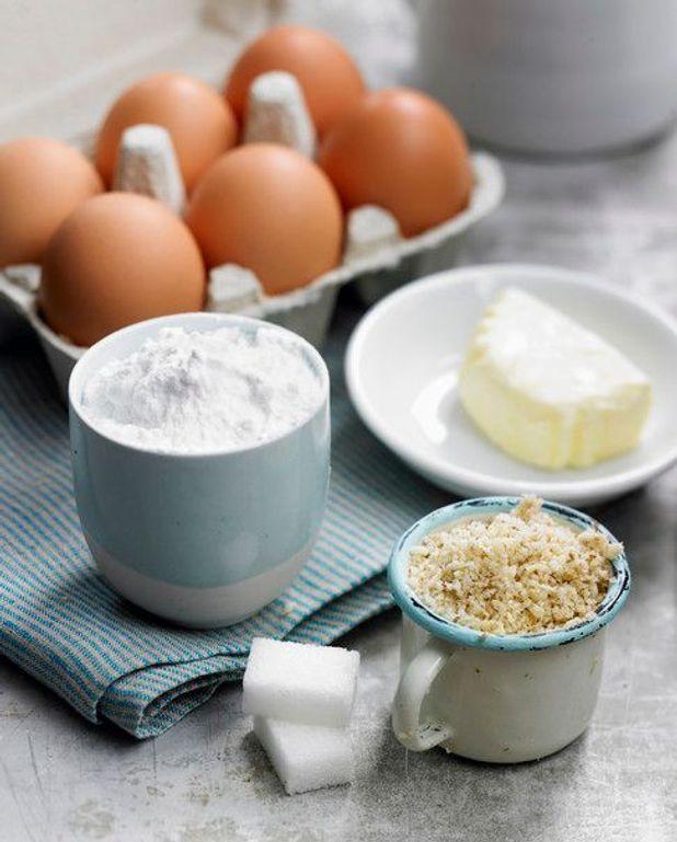 Muffins aux flocons d'avoine et chocolat au lait