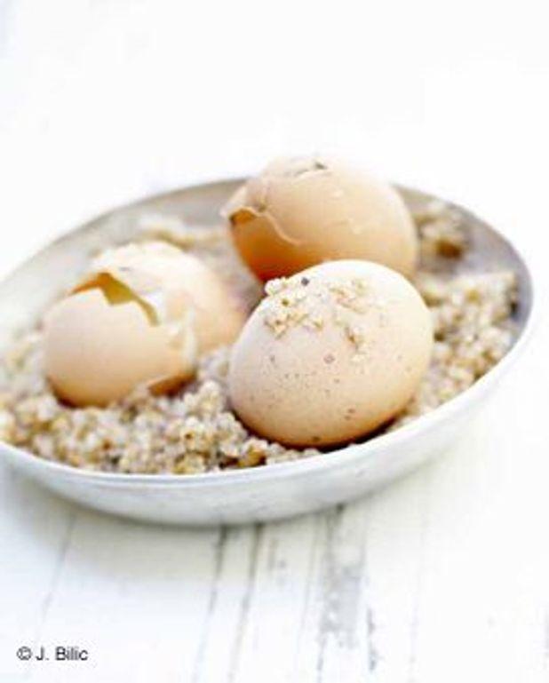 Œufs au sable
