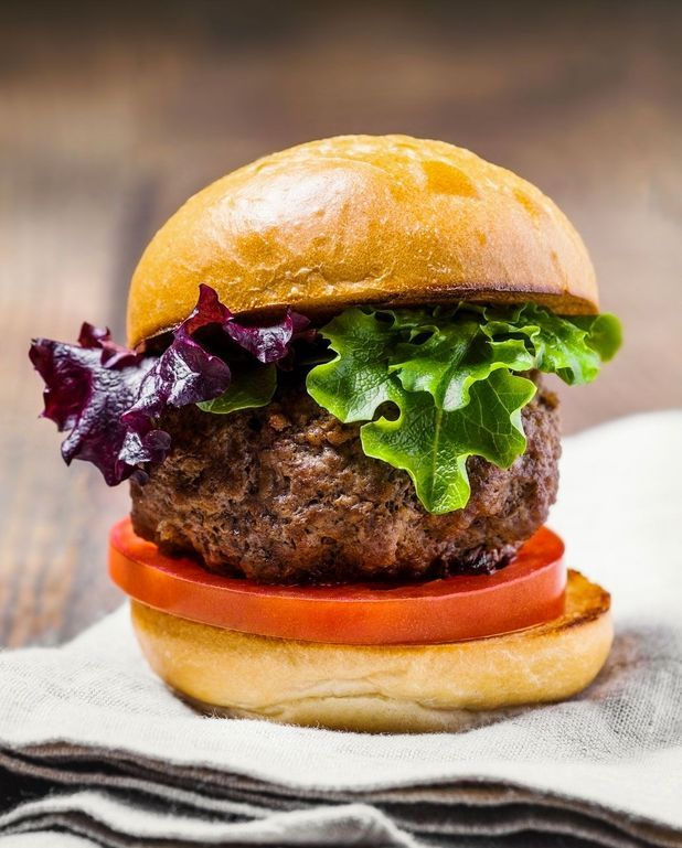Pain burger Thermomix