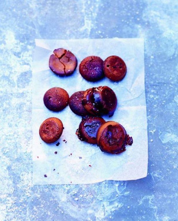 Palets choco-caramel