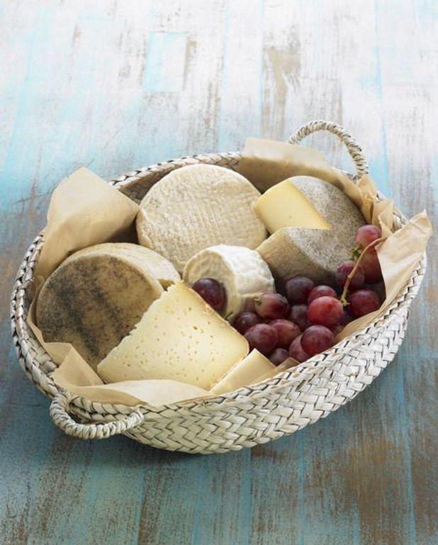 Panaché aux 4 fromages