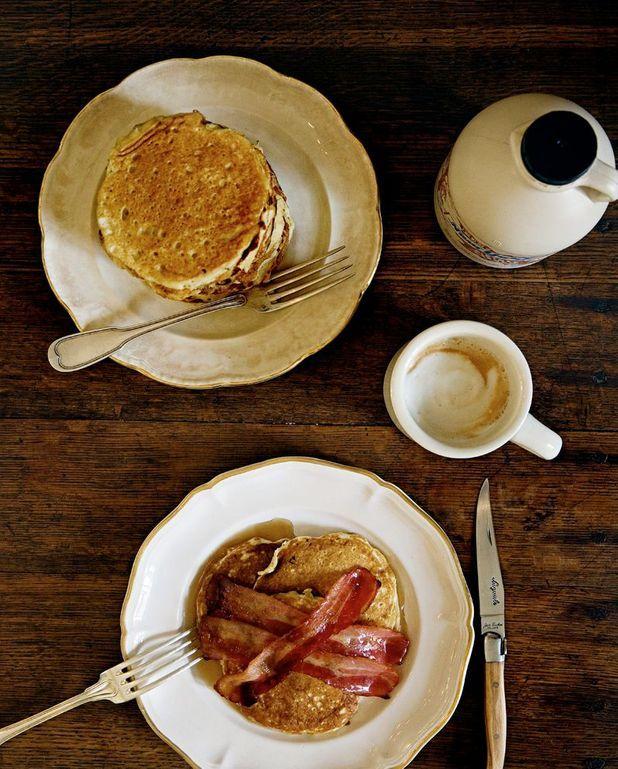 Pancakes « upstate New York » de Mimi Thorisson