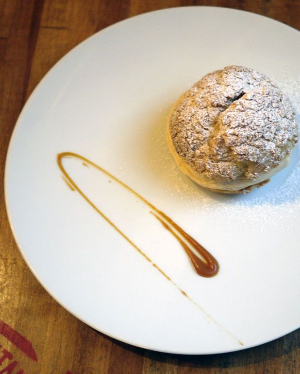 Paris-Carcassonne en dessert de Paul-Arthur Berlan, chef du Metropolitain