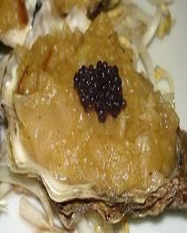 Parmentier d'huîtres
