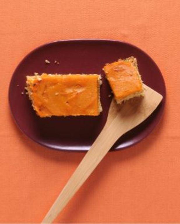 Parmentier de tofu au potiron