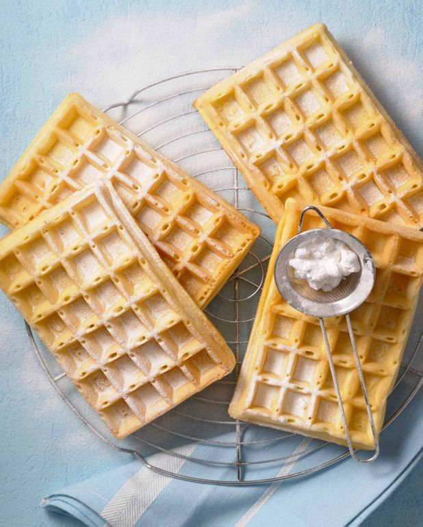 Gaufres Thermomix