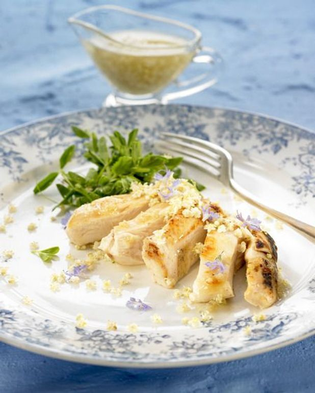 Pâté au poulet et légumes