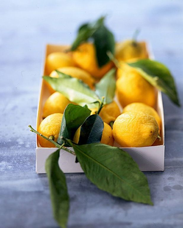 Pâte de fruit au citron