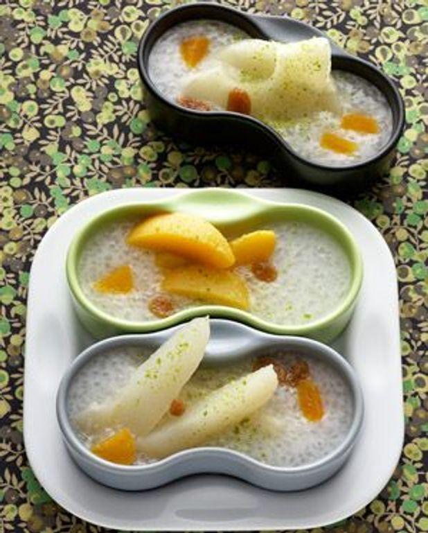 Perles coco-fruits