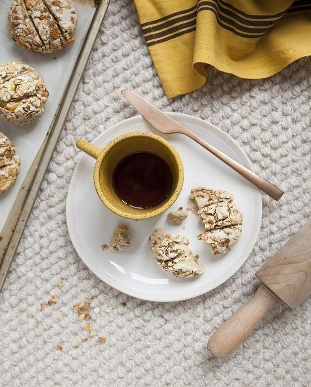 Petits pains au muesli sans gluten