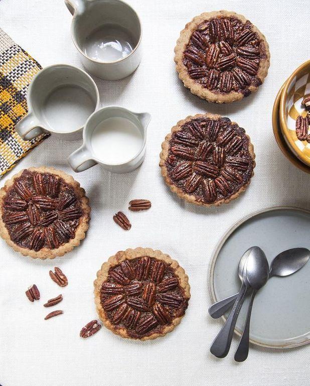 Pie aux noix de pécan