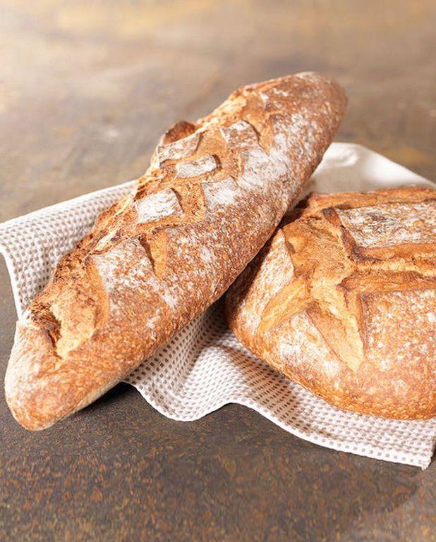 Poêlée de mie de pain à l'ail