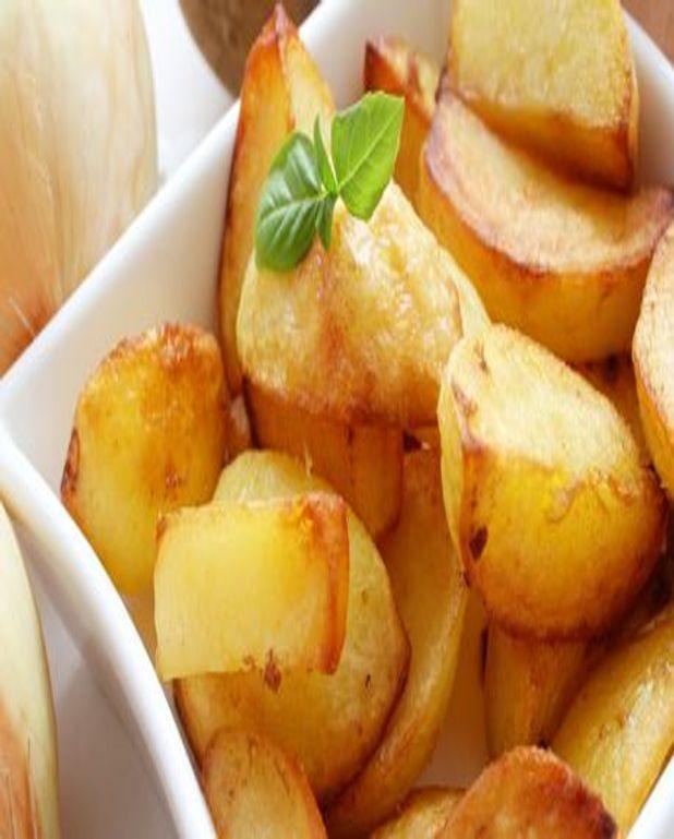 Poêlée de pommes de terre au romarin