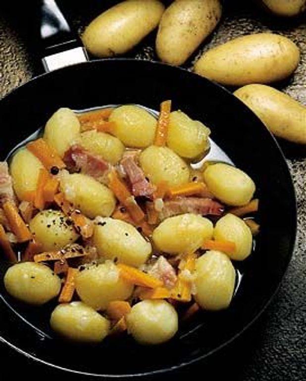 Pommes de terre à la flamande