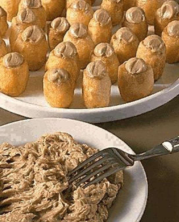 Pommes de terre aux anchois