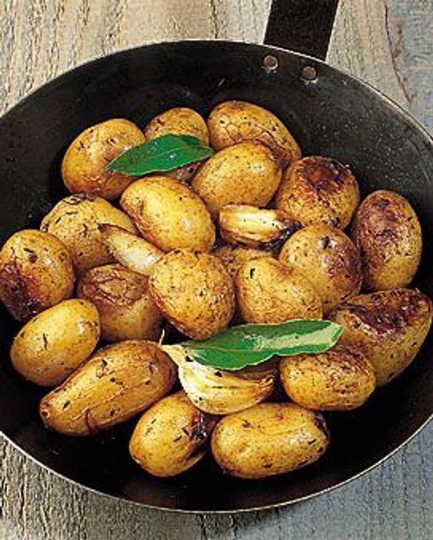 Pommes de terre aux aromates