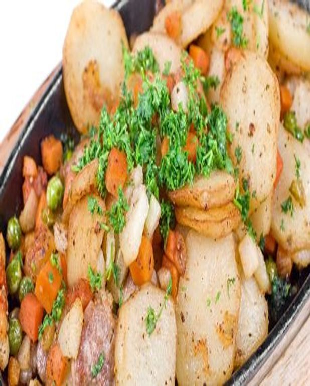 Pommes de terre fondantes