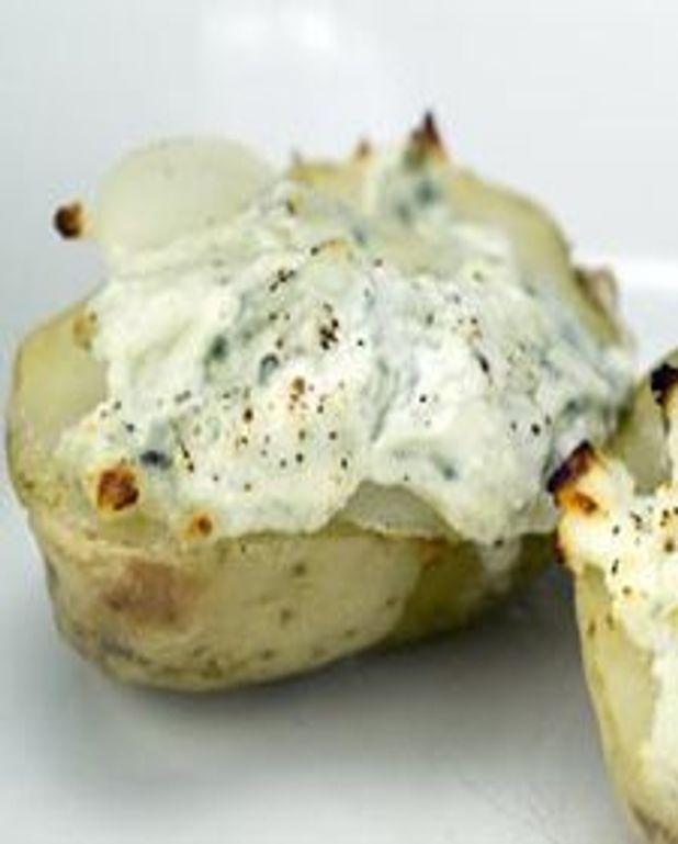 Pommes de terre gratinées au Fleuron