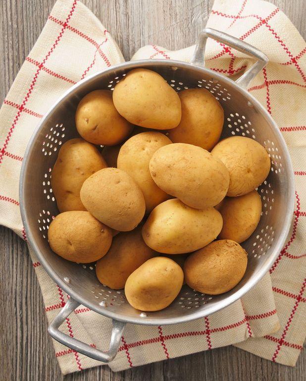 Pommes de terre vapeur Thermomix