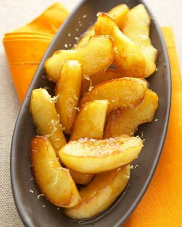 Pommes sautées à l'huile d'olive