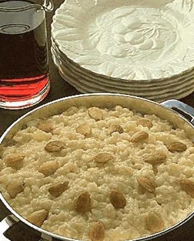 Porridge au riz