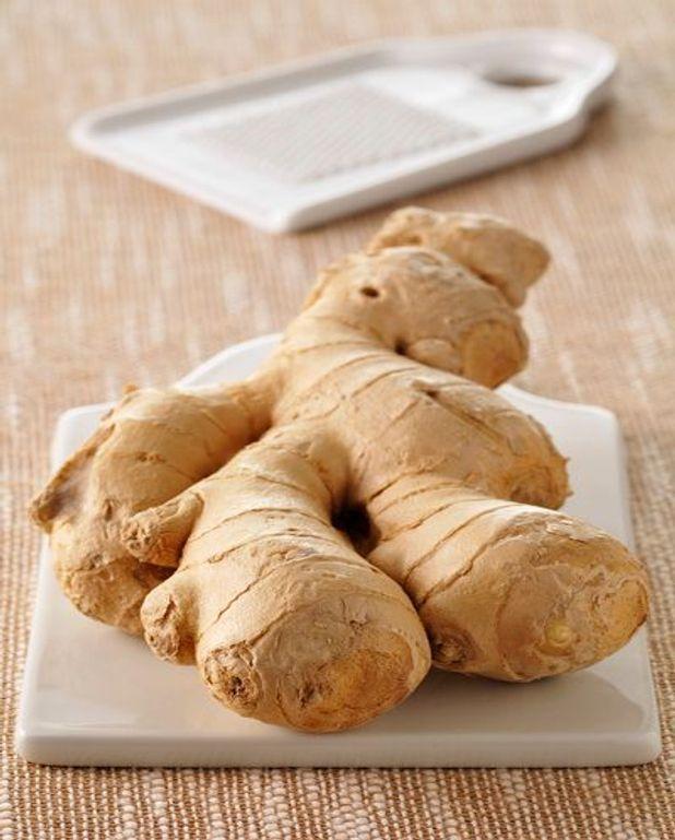 Poulet au gingembre et au sirop d'érable
