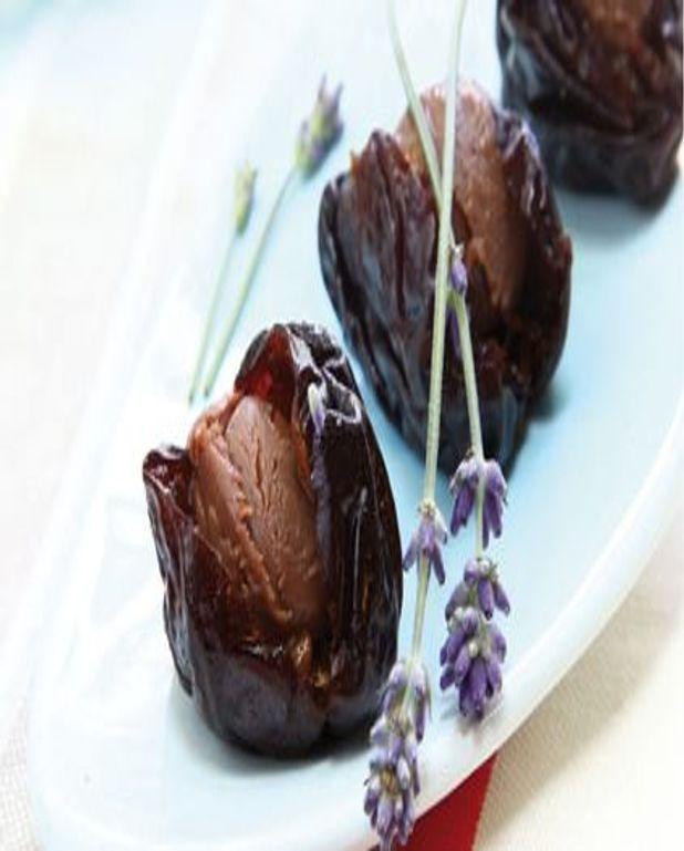 Pruneaux d'Agen au chocolat