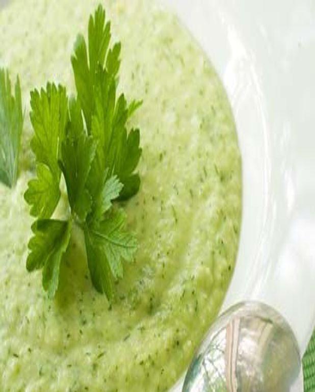 Purée pommes de terre et brocolis