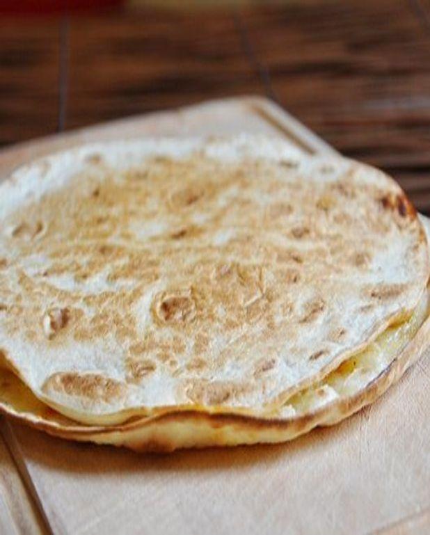 Quesadillas au fromage