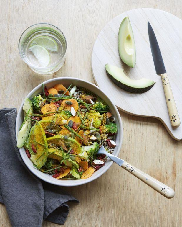 Quinoasotto végétarien
