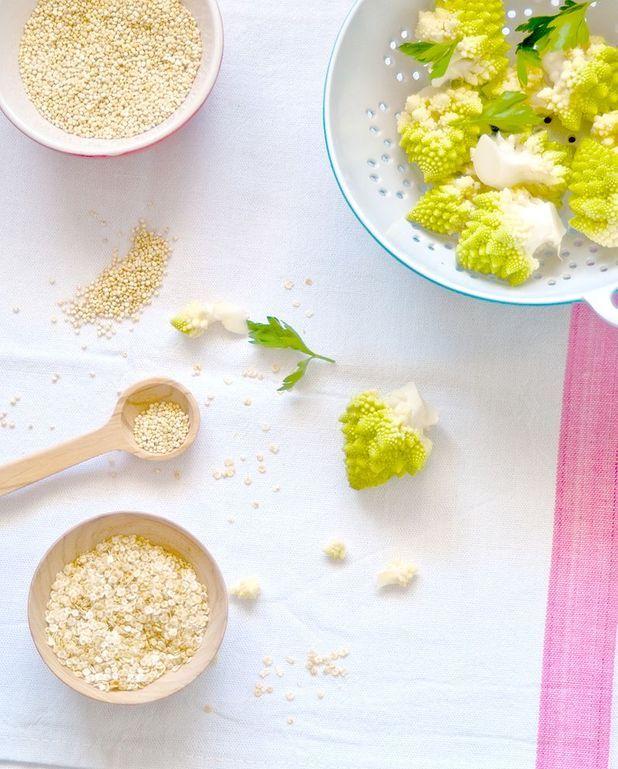 Recette quinoa sauté bébé 9 mois