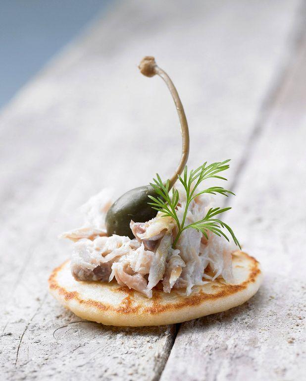 Rillettes à la sardine et au beurre