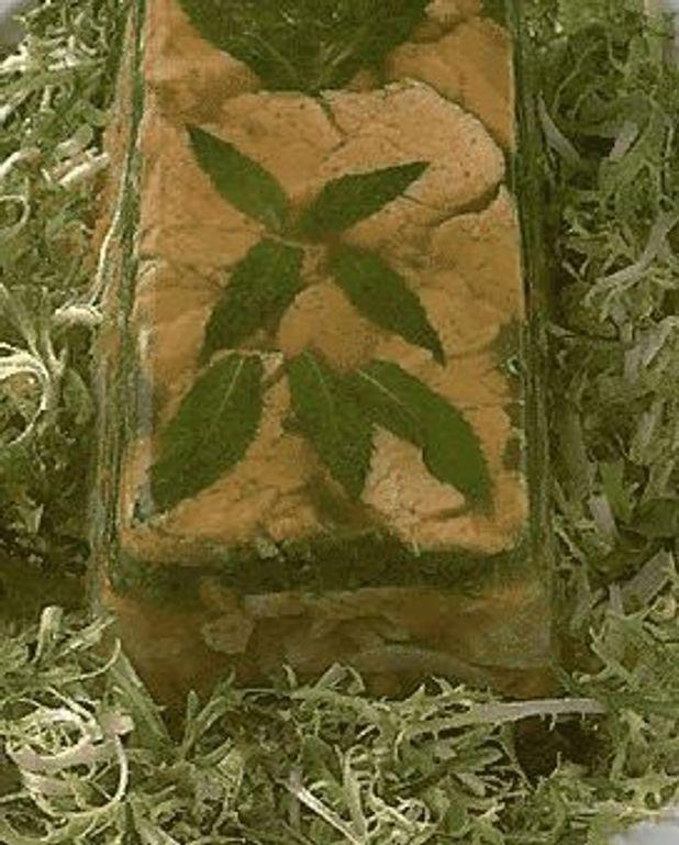 Ris de veau à la menthe