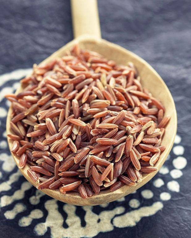 Riz rouge de Camargue pilaf