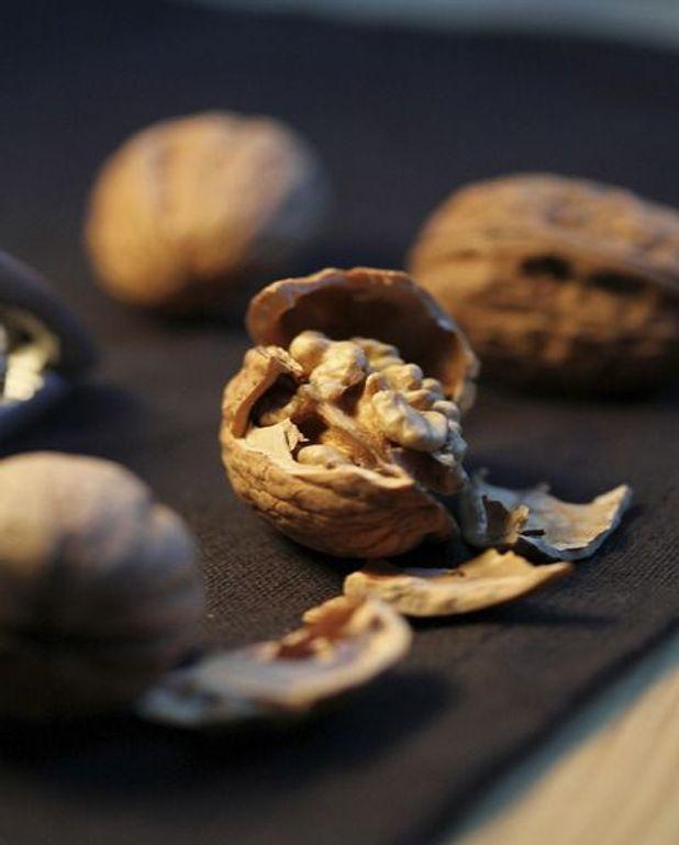 Roulé aux noix