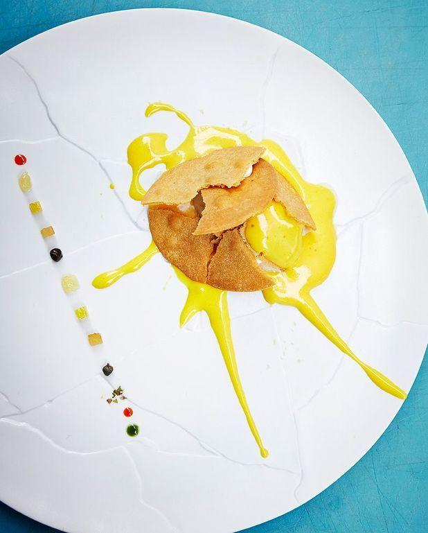 Sabayon au citron easy de Massimo Bottura