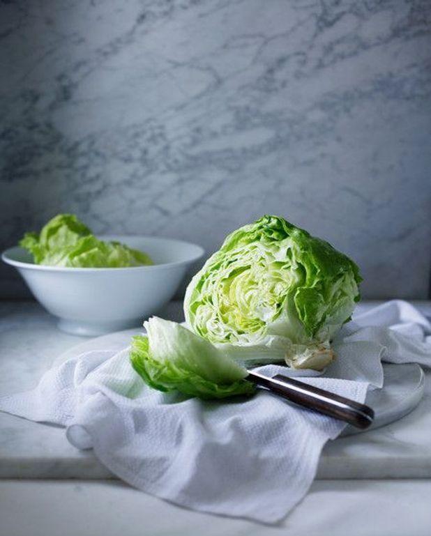 Salade aux lardons et croûtons