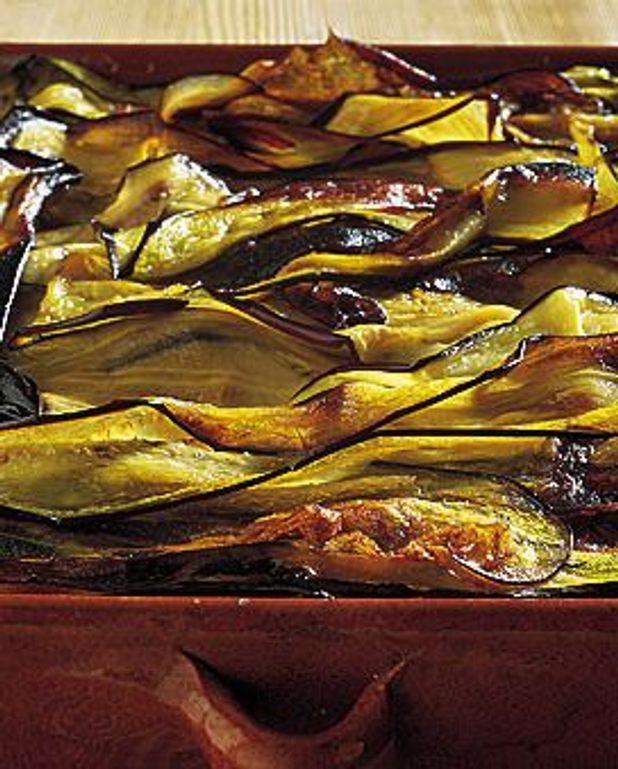 Salade aux poires et au parmesan