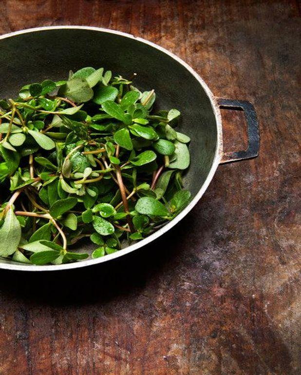 Salade de riz et cresson au thon