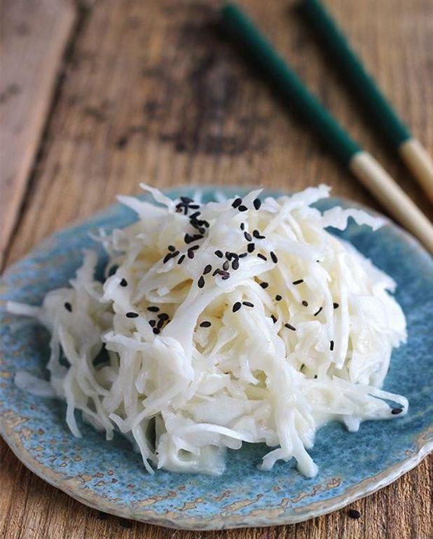 Salade japonaise