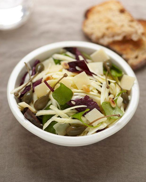 Salade de panais cru