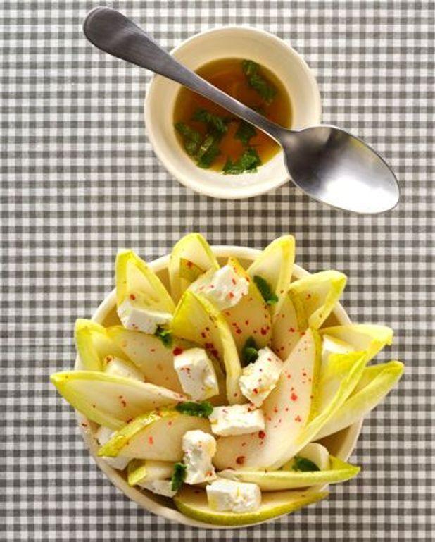 Salade salée-sucrée