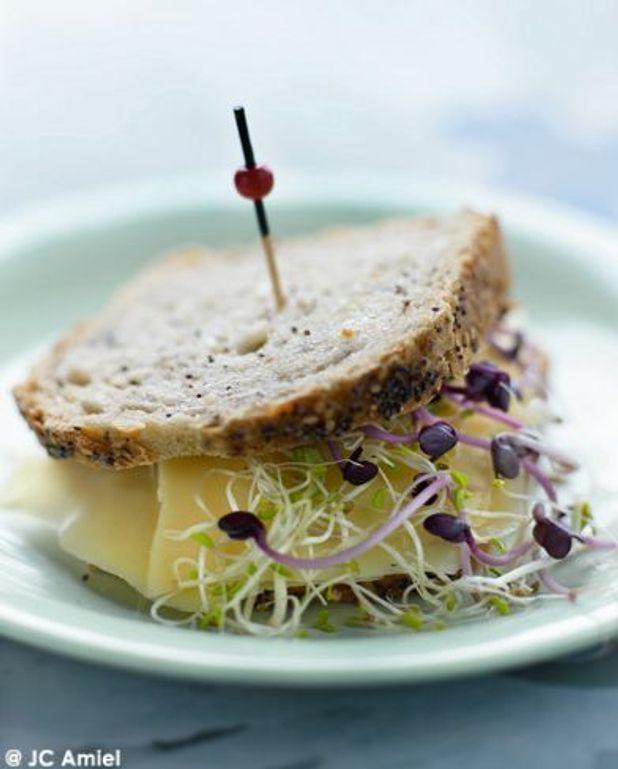 Sandwich hollandais