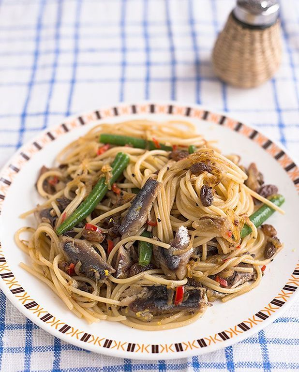 Sardines siciliennes de Jack Monroe
