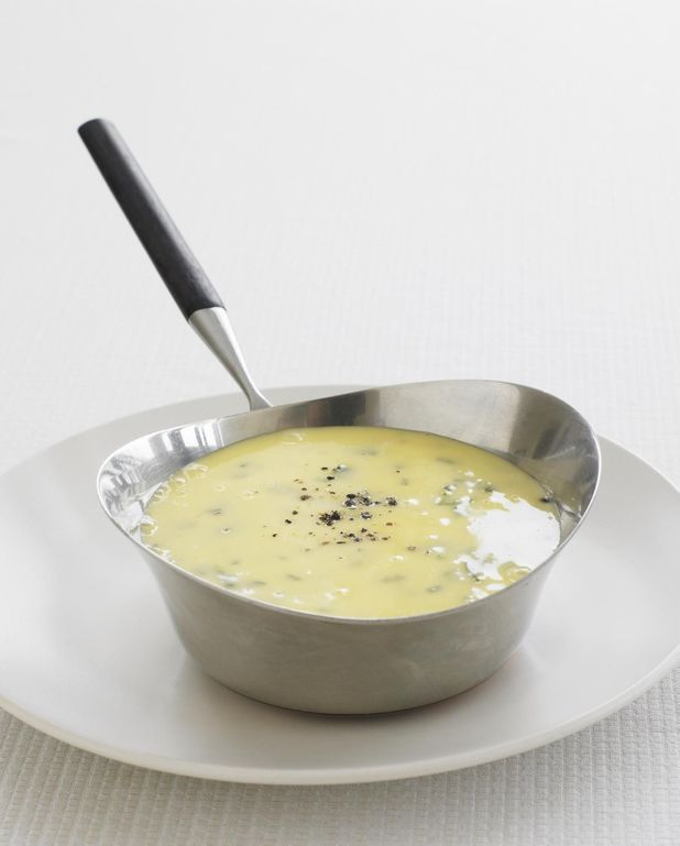 Sauce béarnaise Thermomix